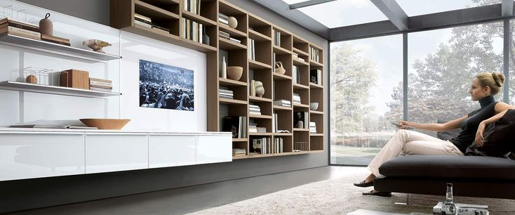 TV Units & TV Wall Units - Bespoke Lounge Furniture