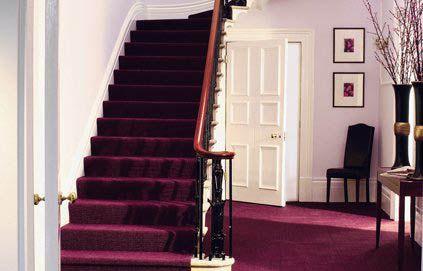 Moquette escaliers