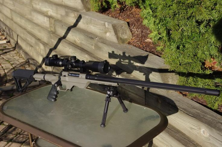 Savage 308 in MDT LSS Chassis