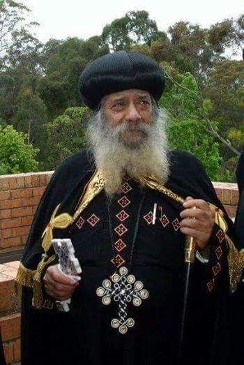 """""""Hatred can distance a man from truth, and likewise erroneous love can also distance him from truth"""" - Pope Shenouda"""