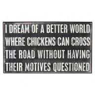 HahahaThe Roads, Laugh, Dreams, Quotes, Chicken Coops, Funny Stuff, Humor, Chicken Crosses, Things