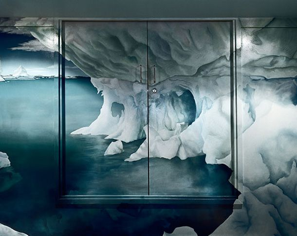 The Arts Foundation : Anne Noble - Antarctica from place to place