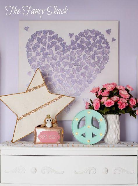 Sami Says AG U0026 The Fancy Shack Girls Pastel Bedroom Room Makeover