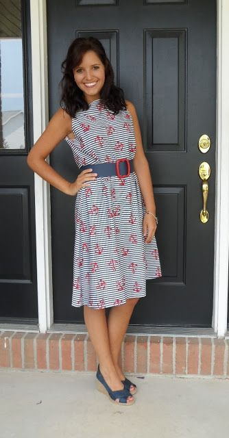 ebba3621c0ddfe Classy In The Classroom   4th of July Outfits