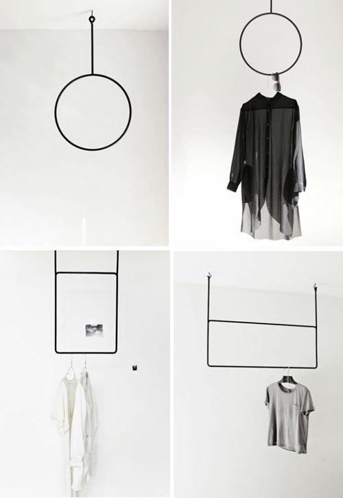 Zelf maken: kledingrek - vtwonen
