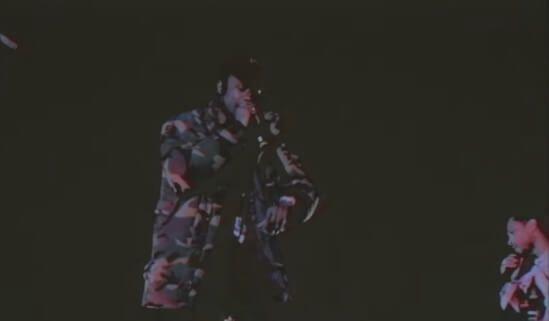 "Miguel Feat. Travi$ Scott ""Waves (Remix)"" Video"