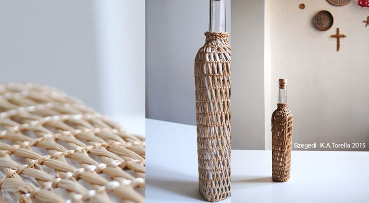 Panyolai glass uniquely made with passion ;-) #glass #design #ecodesign #basketry