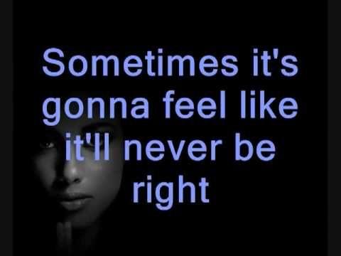 Alicia Keys Song Lyrics | MetroLyrics