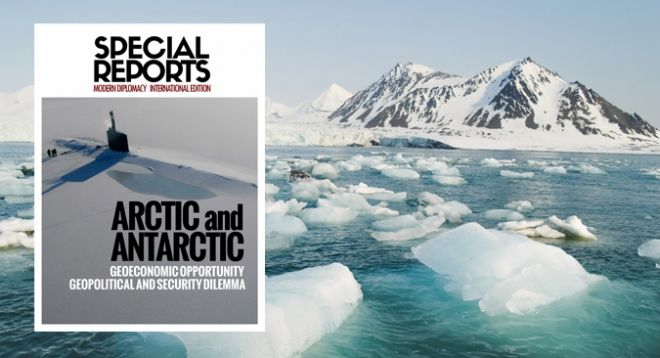 Arctic & Antarctic: geo-economic opportunity, geopolitical dilemma