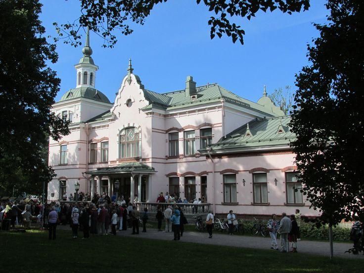 Museum of history, LAHTI