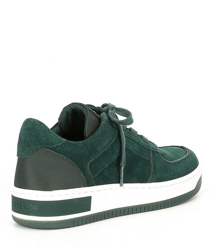 jaden suede sneaker