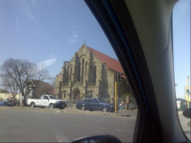 Mthatha in Eastern Cape