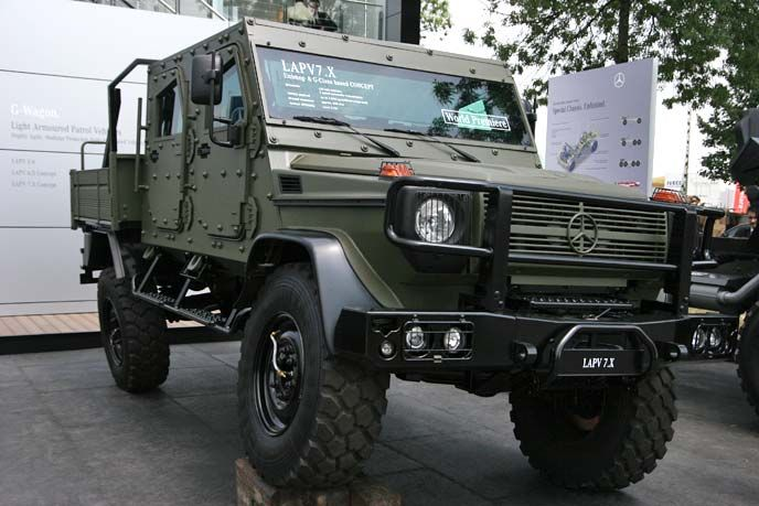 Pinterest the world s catalog of ideas for Mercedes benz military vehicles