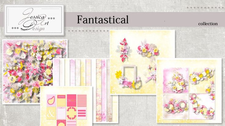 Fantastical collection by Jessica art-design