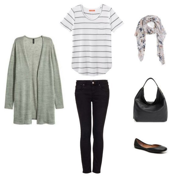 Create a Keep At Residence Mother Capsule Wardrobe: 10 Fall Outfits