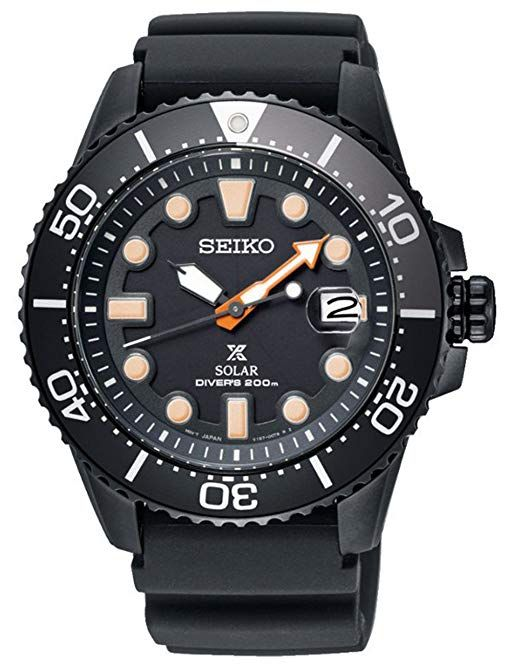Seiko prospex SNE493P1 Mens japanese-automatic watch Review | Men