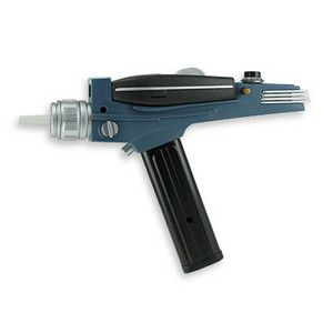ThinkGeek :: Star Trek Original Series Phaser