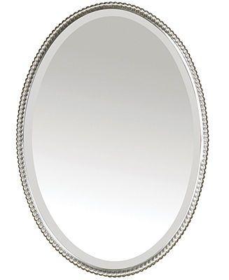 Uttermost Mirror, Sherise 22x32 - Mirrors - Macy's