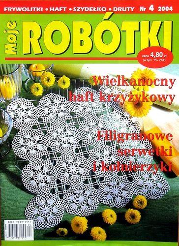 Moje robotki 2004-04