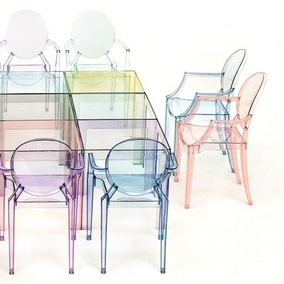 79 best kartell images on pinterest | chairs, colours and philippe