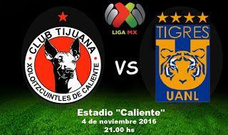 Blog de palma2mex : LIGA MX – XOLOS VS TIGRES