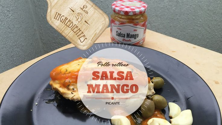 Pechuga de pollo relleno con salsa de mango picante_ Los Ingredientes. Te recomendamos nuestra Salsa de Mango Picante de los Ingredientes, ideal para acompañar cualquier tipo de comida. Sorprende a Mamá con esta deliciosa receta en su día. Te invitamos a suscribirte en nuestro canal de Youtube: Los Ingredientes, haciendo clic en el siguiente enlace: https://www.youtube.com/channel/UCNoxMvQ4SOfYGX9hNrrq-Jg… Visita la Receta completa en Youtube. Síguenos en nuestras redes sociales:  Facebook…