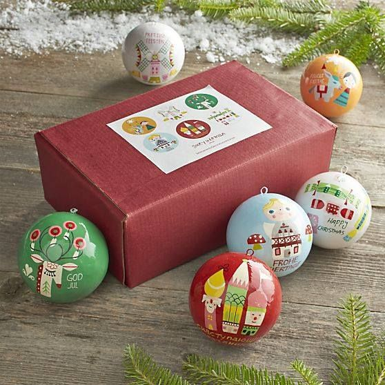 72 best christmastime images on pinterest christmas for Crate and barrel peru