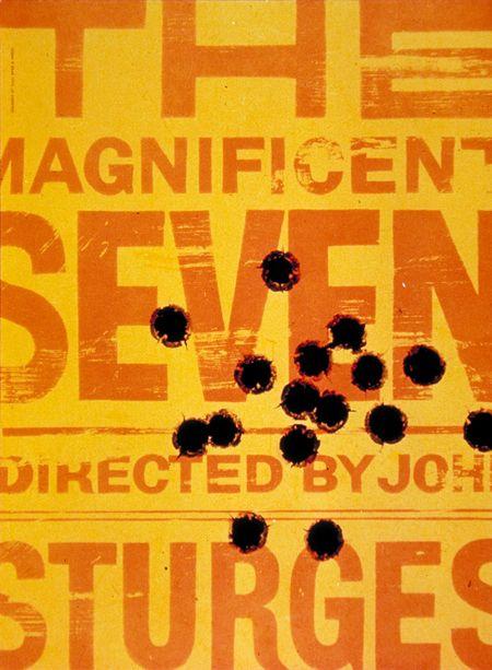 """""""The Magnificent Seven"""" (John Sturges, 1960)"""