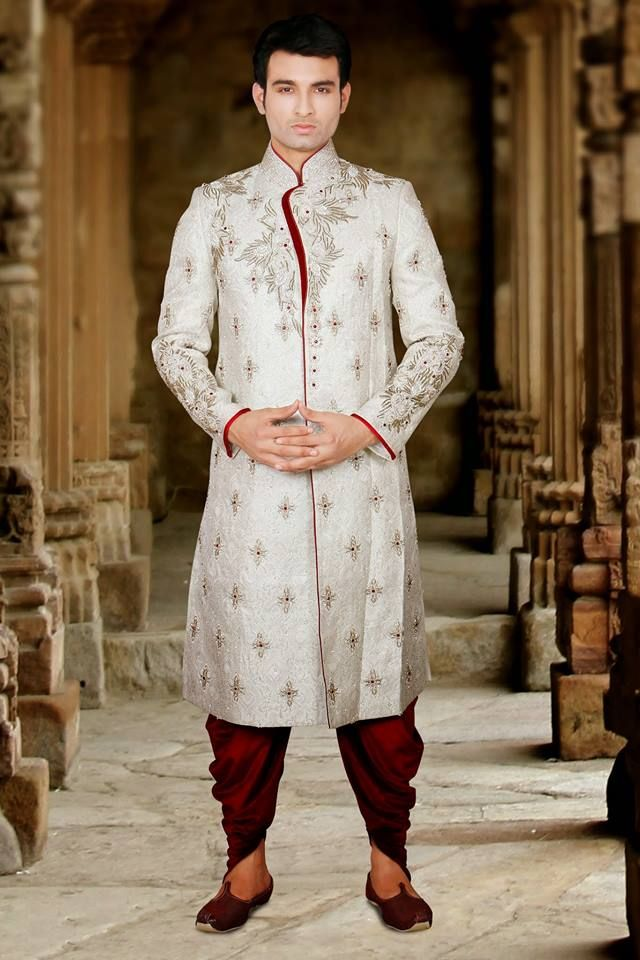 47 best Asian Groom Dresses Collection images on Pinterest | Moda ...