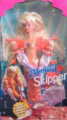 Barbie MERMAID SKIPPER & Sea Twins Dolls (1993), http://www.amazon.com/dp/B002A5UPQM/ref=cm_sw_r_pi_awdm_RJDIvb1Q0CANR