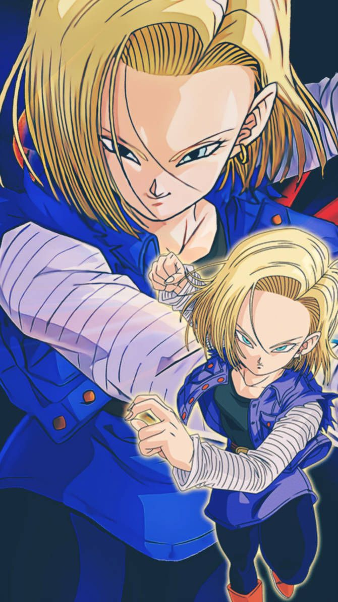 Pin En Android 18