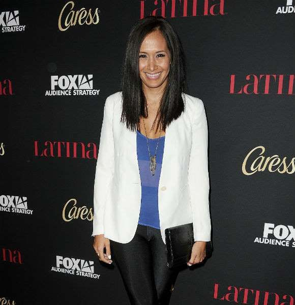 Jo De La Rosa didn't end up making it in the music biz, but she does seem happy working at Empire Di... - Jason LaVeris/FilmMagic/Getty Images North America