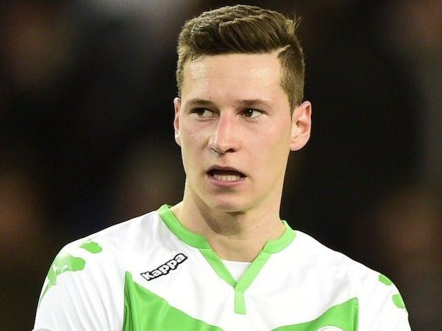 Arsenal-linked midfielder Julian Draxler confirms intention to leave Wolfsburg