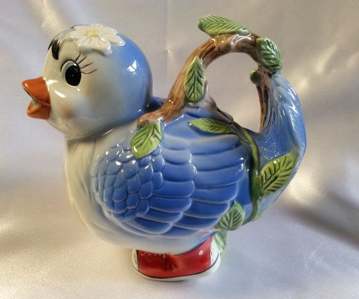 1000+ images about Teapots Animal & Bird on Pinterest ...