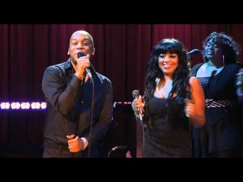 Rahsaan Patterson Performs 'Crazy (Baby)' Live at The Belasco- with Shanice! Damn that girl can sang!