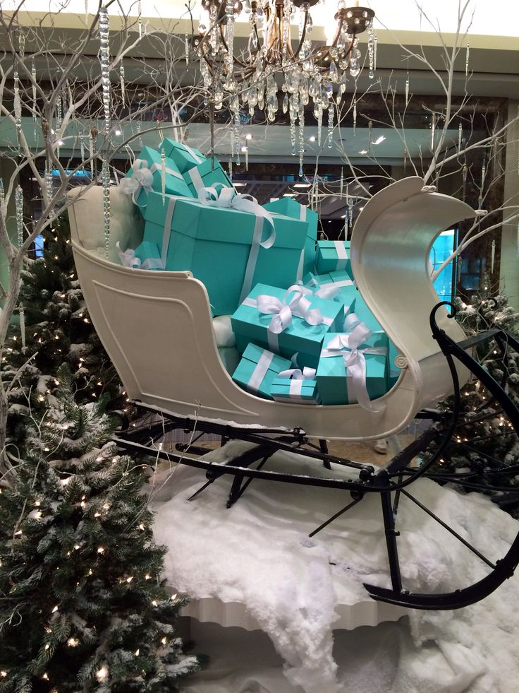 Tiffany's NYC Christmas 2013