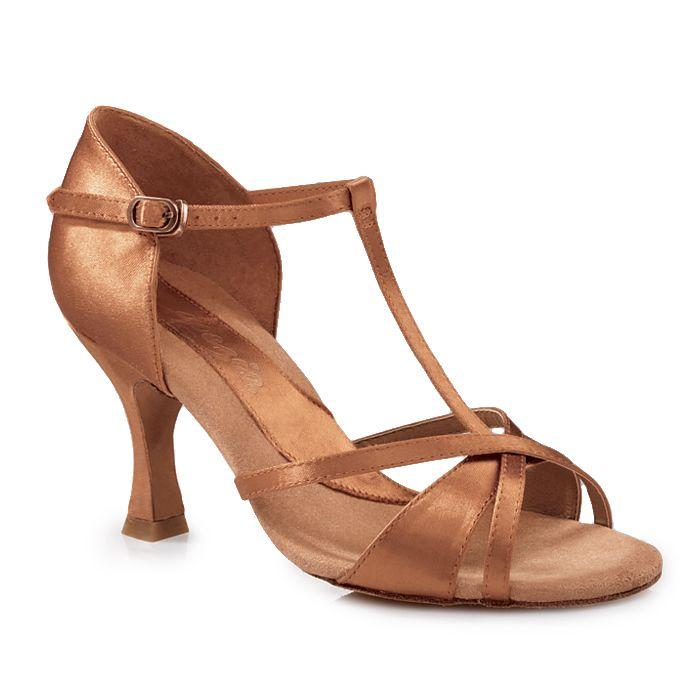 Capezio Isabella Latin Dance Shoes BR195| Dancesport Fashion @ DanceShopper.com