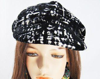 Velvet cap!