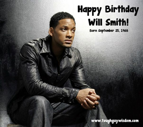 44 best tough guy birthdays images on pinterest birthdays happy happy birthday will smith sciox Image collections