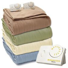 [$60.57 save 36%] Biddeford Knit Fleece Electric Heated Warming Blankets Twin Full Queen King http://www.lavahotdeals.com/ca/cheap/biddeford-knit-fleece-electric-heated-warming-blankets-twin/135543