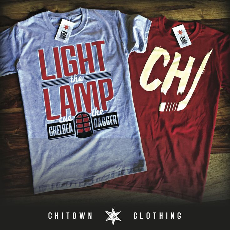 The Blackhawks season is in full swing and it's time to defend the Cup. Gear up for the next game at the United Center with one of these unique Chicago Blackhawks shirts!
