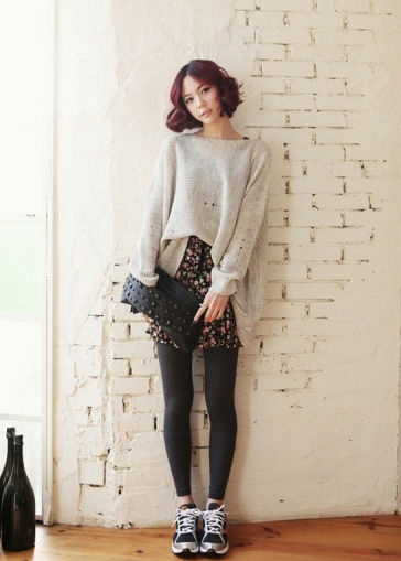 Korean Style, Fashion, Clothes