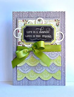 Anna Griffin Inspiring Impressions Embossing folders