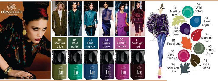 #lac #sensation #alessandrointernational #alessandro #nails #colours