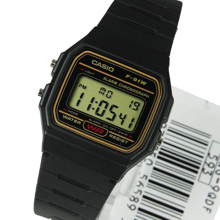 A-Watches.com - Casio Digital Mens Watch F-91WG-9QDF, $15.00 (http://www.a-watches.com/casio-digital-mens-watch-f-91wg-9qdf/)