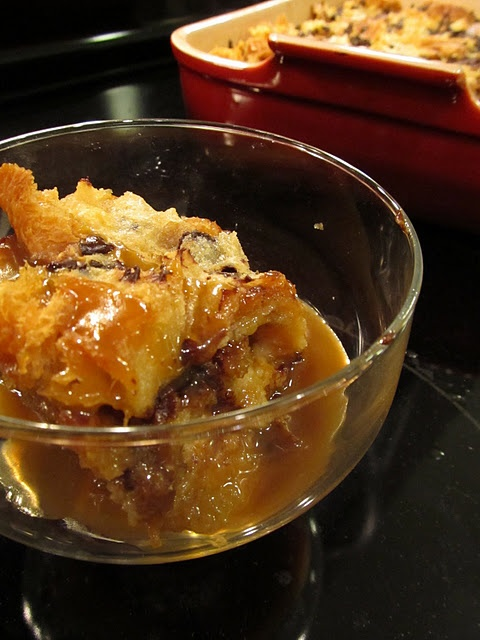 Butterscotch Bread Pudding | Yummy recipes | Pinterest