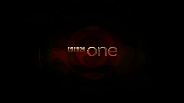 BBC1 branding to compliment the Olympics and BBC Drama.  Original design on black - A red version was broadcast in the end.