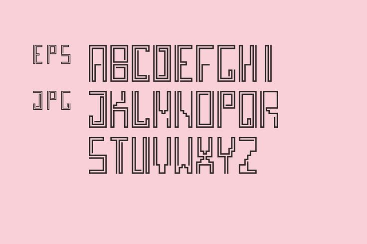 Stripes font TYPEFACES set by Creativemaker on @creativemarket