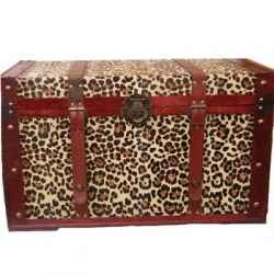 Leopard Print Home Decor....Yep getting me one of these....