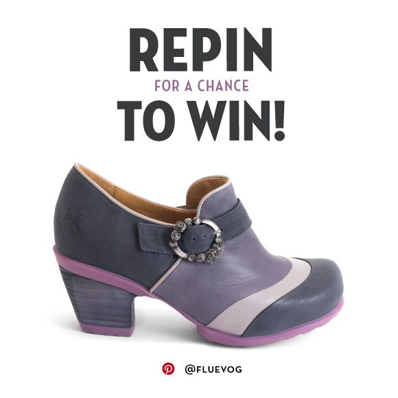 Repin this Faith image for a chance to WIN a pair of Fall/Winter 2017 Faith heels from John Fluevog Shoes! Please visit http://vo.gg/fSB730ekbok for full contest rules.